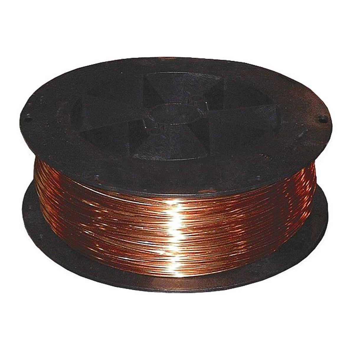 Bare Copper Building Wire: Solid, 600V AC - Gamut