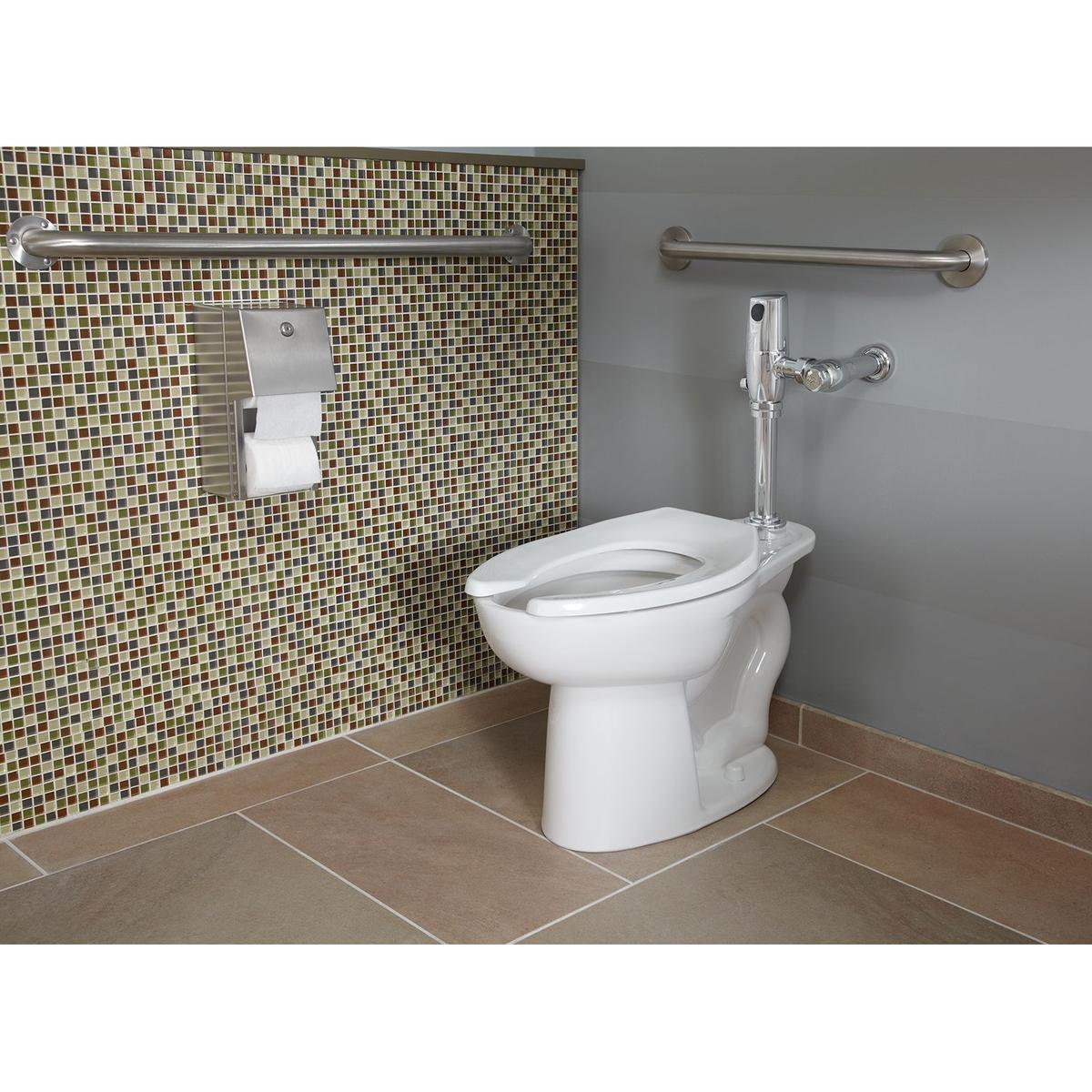 American Standard Tankless Toilet Bowl: 1.1 gal/1.3 gal/1.6 gal ...