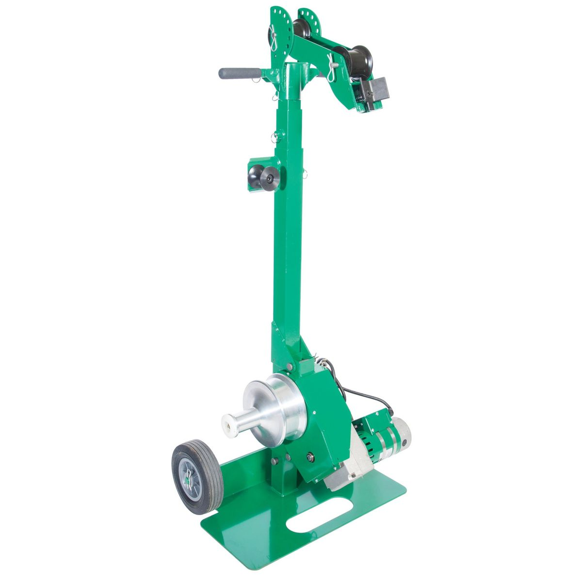 Modern Greenlee Wire Puller Pictures - Electrical Diagram Ideas ...