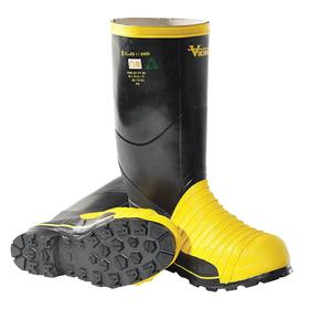 ab360ec2008 Protective Rubber Boot with Metatarsal Guard: Chemical Resistant ...