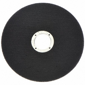 General Purpose Cut-Off Wheel: Type 1 Type, 7 in Wheel Dia, 7/8 in Center Hole Dia, 0.125 in Wheel Thickness, Aluminum Oxide, 10200 RPM Max RPM