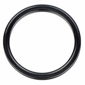 General Purpose Oil-Resistant Buna-N O-Ring: 236 AS568 Dash, X-Shape, Black, 0.139 in Actual Wd, 70 Shore A, 10 PK