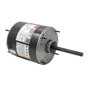 Multipurpose Direct Drive HVAC Motor: Single Phase, 1 Speeds, 3/4 hp Output Power, 1075 Nameplate RPM, TEAO