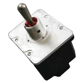 Honeywell Heavy-Duty Toggle Switch: 1/2 in Mounting Hole Dia, 3 Positions, 4 Poles, On-On-On, 4PDT Pole-Throw Configuration