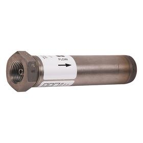 Bradley Scald Protection Valve: For Eye & Face Wash, 105° F Activation Temp, 1/2 in Inlet Size, NPT