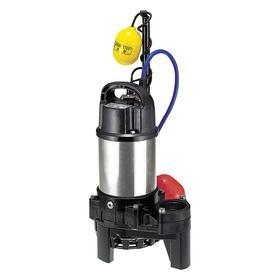 Electric Submersible Pump: 1/2 hp Input Horsepower, Auto, Continuous Motor Duty Class, Titanium, Plastic, 1 Phase