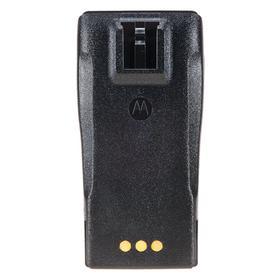 Motorola Battery Pack: Lithium-Ion, 1600 mAh Capacity, Fits Motorola 2-Way Radios/Rechargeable, 7.2V DC
