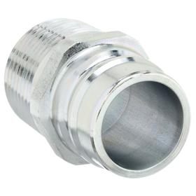 Parker Hannifin Quick-Disconnect Plug: Snap-Tite H Compatible, 1 in Coupling Size, Steel, Buna-N, 1 Pipe Size, NPT, Male