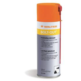 Walter Multipurpose Lubricant: Mineral Oil, Disassembly Of Seized Parts/Loosening, 13.5 oz Container Size, Aerosol Can