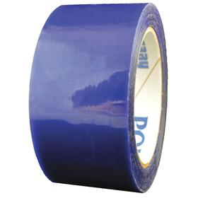 Nashua Pipe Insulation Tape: 1 in Overall Wd, 10 ft Overall Lg, Blue, -65° F Min Op Temp, 500° F Max Op Temp, Silicone