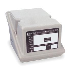 Harsh Environment Pressure Switch: Air/Liquids, Adj Differential Pressure Setting, 14 psi Min Deactuation Pressure