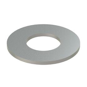 Narrow Flat Washer: 18-8 Stainless Steel, For 9/16 in Screw Size, 0.594 in ID, 1.25 in OD, 0.064 in Thickness, 5 PK