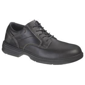 Static-Dissipative Work Shoe: Chemical Resistant/Compression/Impact/Slip Resistant/Static Dissipative, E Shoe Wd, 10 1/2 Men's Size, 1 PR