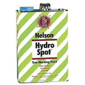 Nelson Paint Tree Marking Paint: Lite Blue, 30 min Dry Time, 1320 Linear ft/2 in Striping, 1 gal Container Size, Exterior
