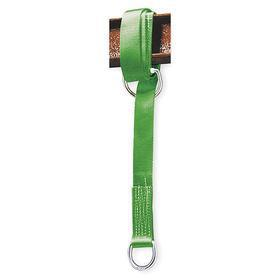 Honeywell Miller Sling Anchor: 400 lb Max Load Capacity, 6 ft Lg, Passthrough Sling, Polyester, 5000 lb Tensile Strength