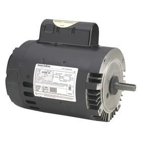 Regal Pump Motor: 115V AC/230V AC, Single Phase, 56C NEMA Frame Size, 1/2 hp Output Power, 3450 Nameplate RPM, ODP, CCW