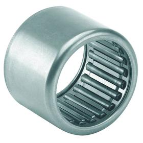 Needle Roller Bearing: Inch, Open, SCE Bearing Trade, 1 3/4 in Bore Dia, 2 1/8 in OD, 1 in Outer Ring Wd