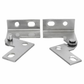 Stanley Pivot Hinge: Reinforcing, Top & Bottom - Gamut