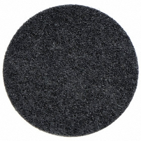Norton General Purpose Mesh Finishing Disc: Coarse Relative Grit Grade, 1 1/2 in Disc Dia, Aluminum Oxide, 40 Grit