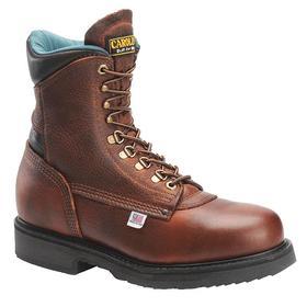 Non-Conductive Work Boot: Compression/Electrical Hazard/Impact/Moisture Resistant, 2E Shoe Wd, 7 Men's Size, Men, 1 PR