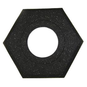 Weighted Base for Traffic Cone: For 36 in Channelizer Cones, 15 lb Wt