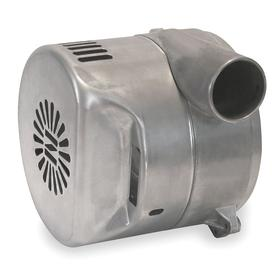 Direct-Drive Centrifugal Blower with Drive Package: 400 W Watt, 1 Blower Stages, 64 cfm Max Air Flow, 120 V AC Volt