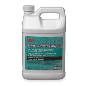 3M All-Purpose Degreaser & Cleaner: Concentrated, 1 gal Size, Jug, Automotive, California Prop65 Org, Brown, Liquid