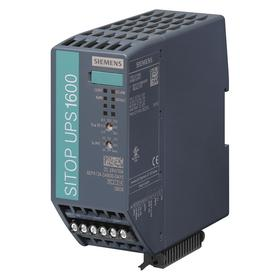 Siemens Uninterruptible Power Supply UPS: 24V DC Input Volt, 336000 VA Output (VA), 240 W Power Rating, 50 mm Overall Wd