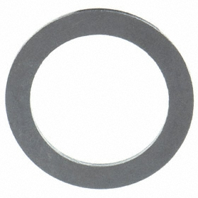 Steel Round Shim: 0.093 in Thickness, +/-0.003 in Thickness Tolerance, 2 in ID, +0.011 in ID Tolerance, 10 PK