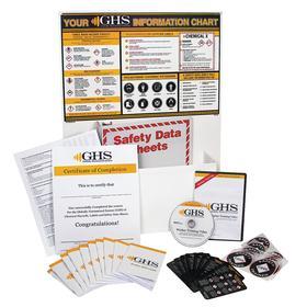 Training Kit: Global Harmonized System, English, 31 min DVD Run Time