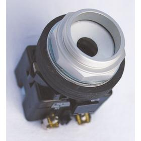 Eaton Pilot Light without Lens: 120V AC/DC, 2.93 in Overall Lg, Full Volt, For Incandescent/LED, 10000000 hr Avg Life