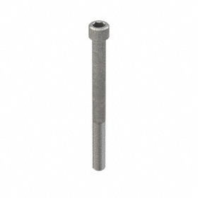 "Socket Cap Screw: Alloy Steel, Black Oxide, 3/4""-10 Thread Size, 8 1/2 in Shank Lg, Partially Threaded, 0.75 in Head Ht"