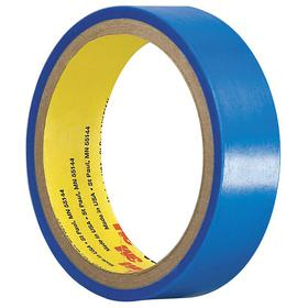 3M 2AU23B/UV UV-Resistant Surface Protection Tape: Polyethylene Backing, Acrylic Adhesive, 1 in Overall Wd
