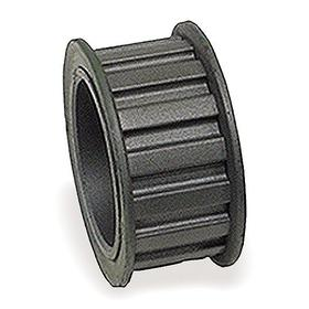 Timing Belt Pulley: For HT/HTD, Cast Iron - Gamut