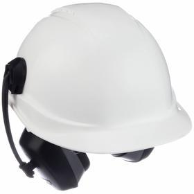 Hard Hat Component Kit: ANSI Impact Type Rating I, ANSI Electrical Class Rating E, Pinlock, 4 point, Polypropylene Shell