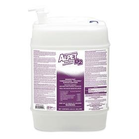 Alpet D2 Sanitizer: Ready to Use, 5 gal Size, Pump Bottle, Alcohol
