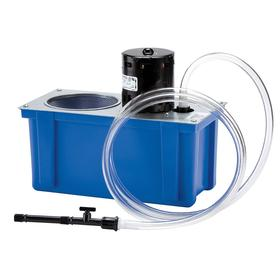 Little Giant Flood Coolant System With Pump: 108 gph @ 1 ft Head Max Flow Rate, 50 SUS Max Viscosity @ 100° F, 115V AC
