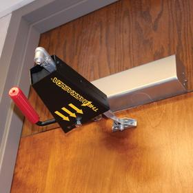 Door Blocker For Universal Door Swing For Commercial Doors For 1 1/ & Door Blocker: For Universal Door Swing - Gamut