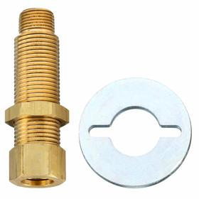 Chicago Faucets Faucet Inlet Shank: For Most Faucets, Brass, Installation Accessory, Chicago Faucets