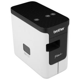 Brother P-Touch Desktop Label Printer: Printer with Starter Labels, Continuous Labels, 15/16 in Max Label Wd, USB