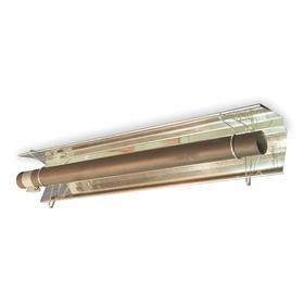 Gas Infrared Tube Heater: 198 Haz Material Indicator