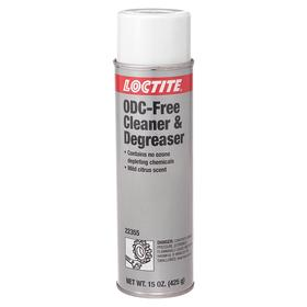 Loctite All-Purpose Degreaser & Cleaner: Ready to Use, 15 oz Size, Aerosol Can, Citrus, Elastomers/Metals/Plastics, CAF