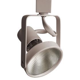 Track Lighthead: Gimbal Fixture, For 250 W Max Bulb Watt, 350° Max Horizontal Angle, 90° Max Vertical Angle