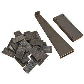 Flooring Installation Kit: 32 Pieces, Starter Kit, (1) Pull Bar/(1) Tapping Block/(30) Spacers