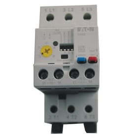 Eaton Overload Relay for IEC Contactor: For Separate Mounting, Ground Fault Detection, 4 A Min Overload Current, Silver Alloy