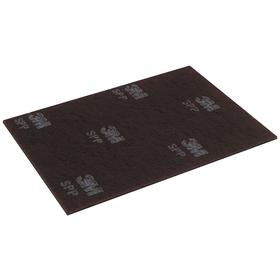3M Floor Pad: Maroon, Wet, Buffing Pads/Burnishing Pads/Cleaning Pads, For 14 in/28 in Machine Size, Stripping, 10 PK
