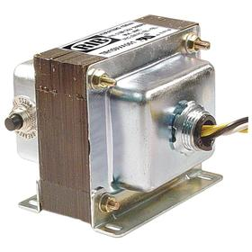 "Functional Devices Control Transformer: Foot or 1/2"" NPT Hub Mount Mounting, 150 VA Power Rating, 120V AC Input Volt"