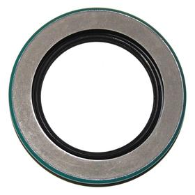 Rotary Shaft Seal: 1 3/4 in ID (Fits Shaft Dia), Steel, Nitrile Rubber, 1 3/4 in ID, 2 7/16 in OD, 5/16 in Overall Wd