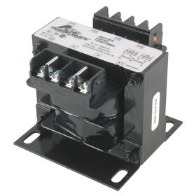 Acme Electric Control Transformer: Floor Mount/Panel Mounting, 250 VA Power Rating, 120/240V AC Input Volt, Open Wound