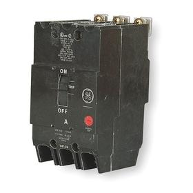 GE Automotive Miniature Circuit Breaker: 3 Poles, For GE AE Lighting Panels, 20 A Current Rating